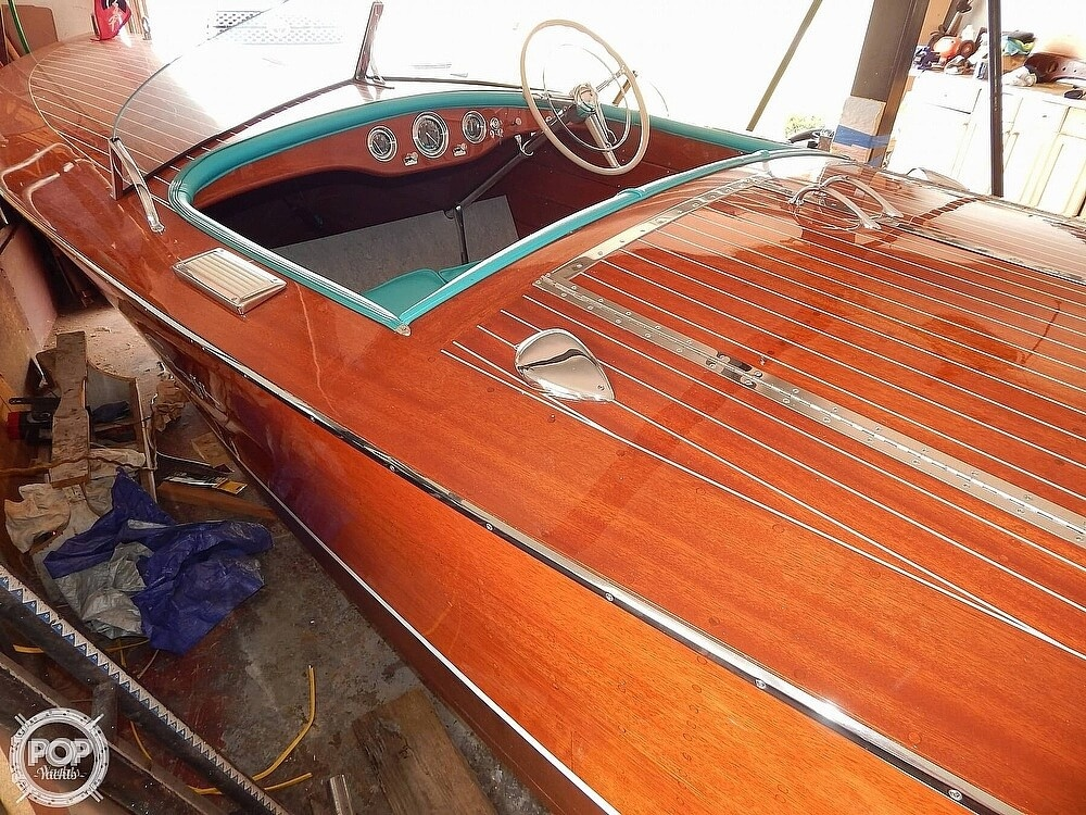1950 Chris Craft boat for sale, model of the boat is Racing Runabout & Image # 19 of 40