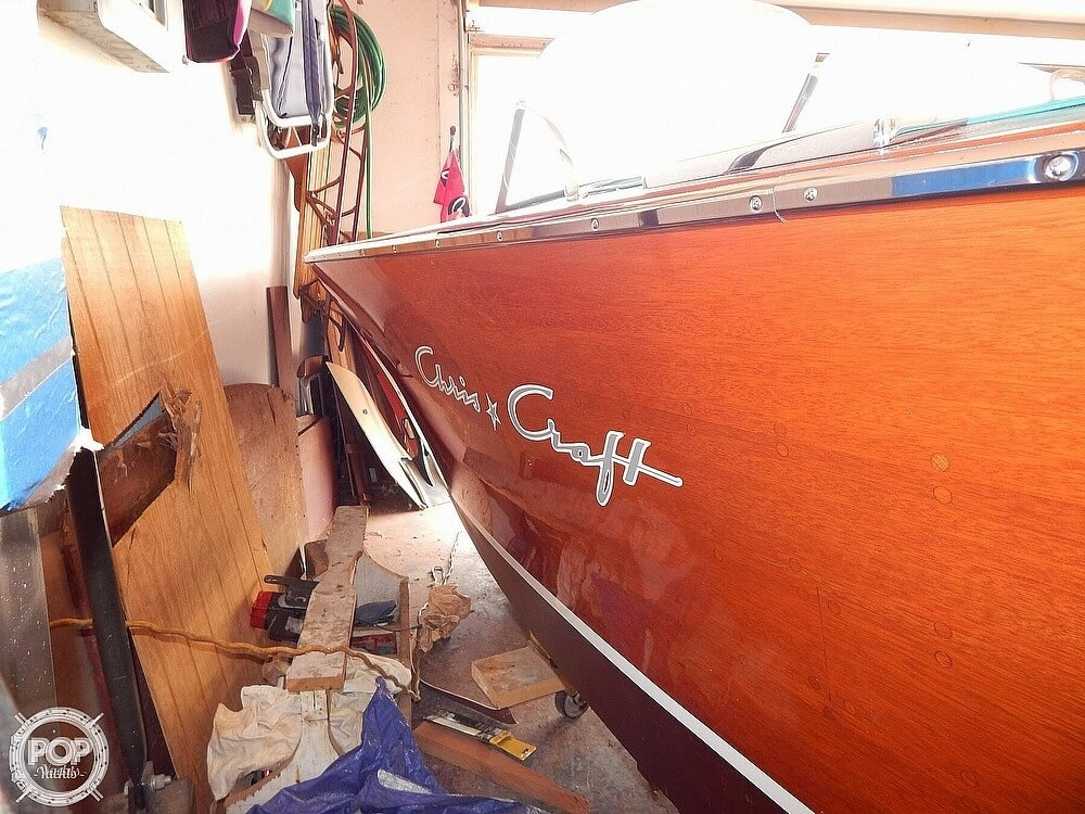 1950 Chris Craft boat for sale, model of the boat is Racing Runabout & Image # 20 of 40