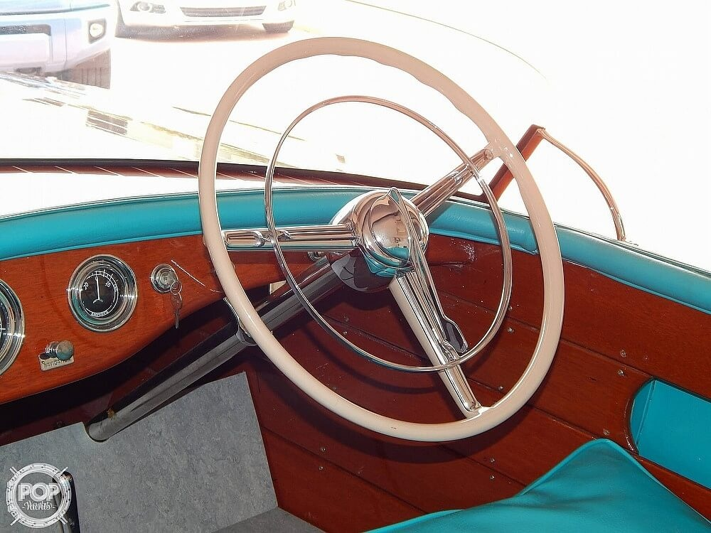 1950 Chris Craft boat for sale, model of the boat is Racing Runabout & Image # 22 of 40