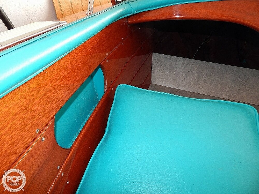 1950 Chris Craft boat for sale, model of the boat is Racing Runabout & Image # 23 of 40