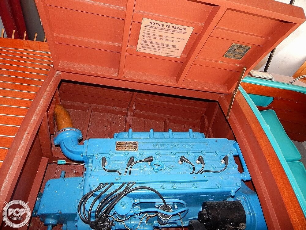 1950 Chris Craft boat for sale, model of the boat is Racing Runabout & Image # 32 of 40