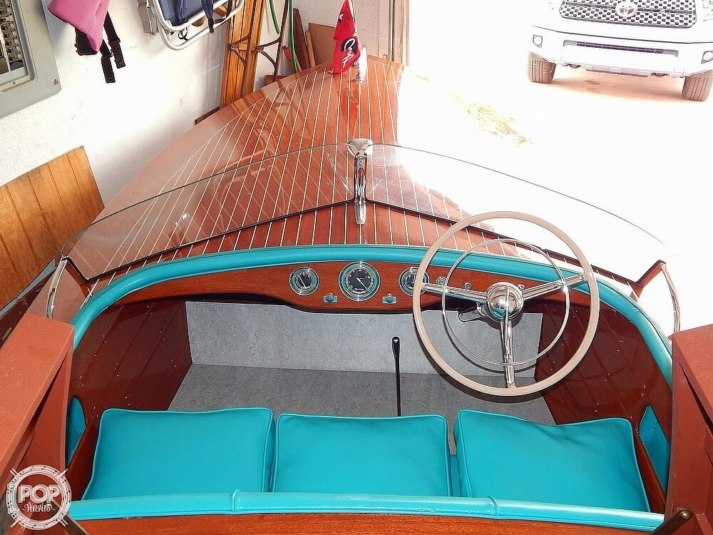 1950 Chris Craft boat for sale, model of the boat is Racing Runabout & Image # 33 of 40