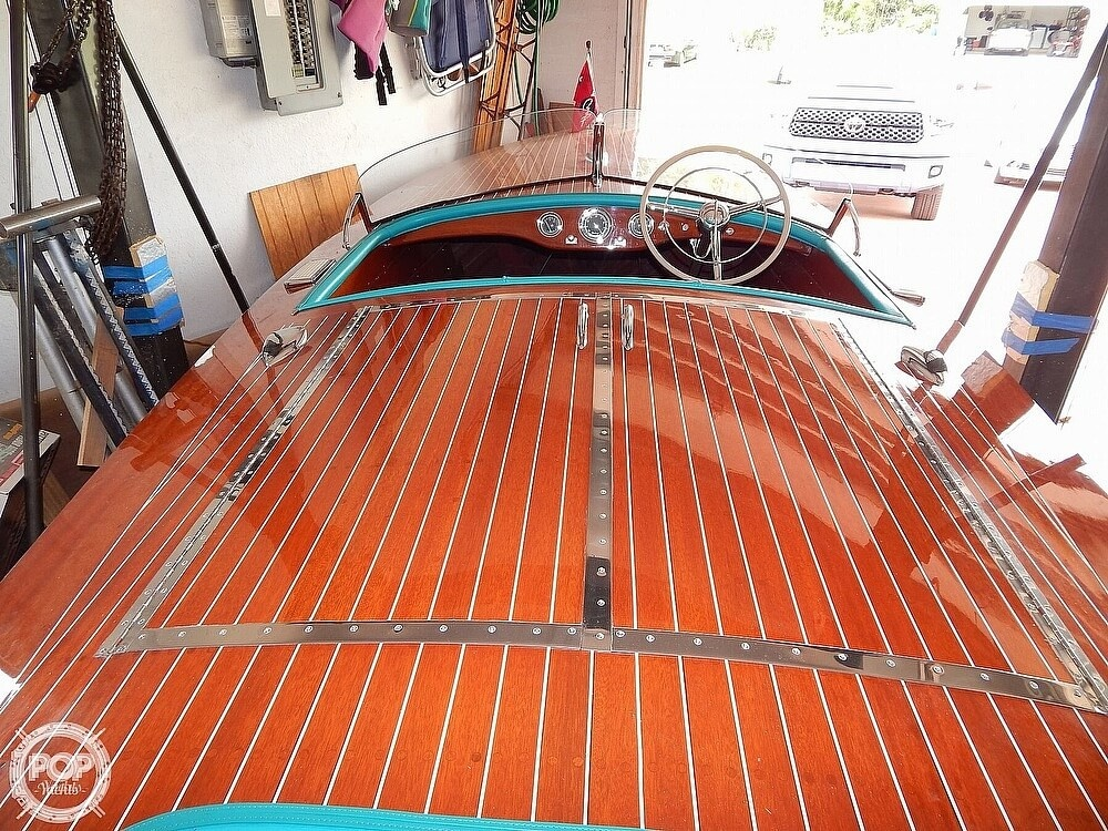 1950 Chris Craft boat for sale, model of the boat is Racing Runabout & Image # 38 of 40