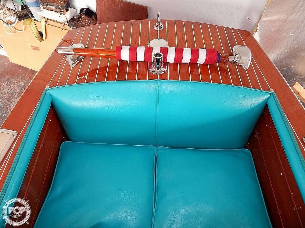 1950 Chris Craft boat for sale, model of the boat is Racing Runabout & Image # 39 of 40