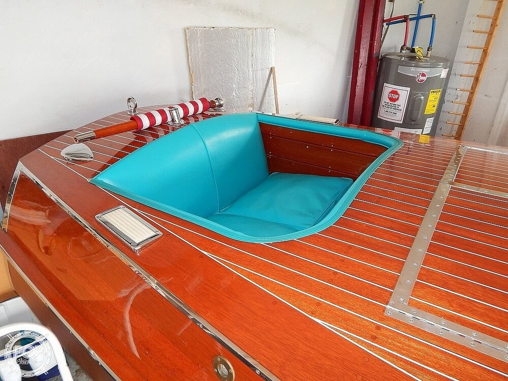1950 Chris Craft boat for sale, model of the boat is Racing Runabout & Image # 40 of 40