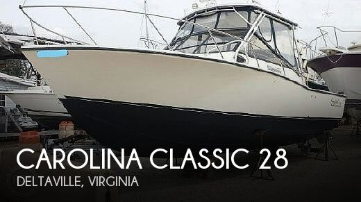 1999 Carolina Classic boat for sale, model of the boat is 28 & Image # 1 of 40