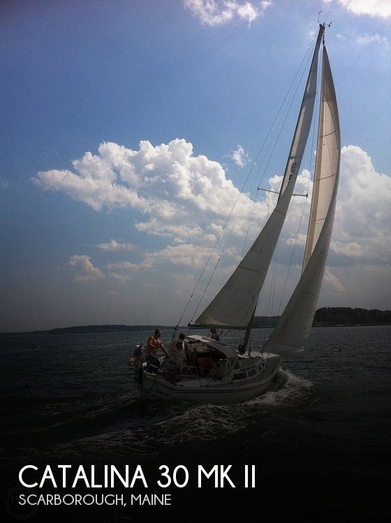 1988 Catalina Yachts boat for sale, model of the boat is 30 MK II & Image # 1 of 40