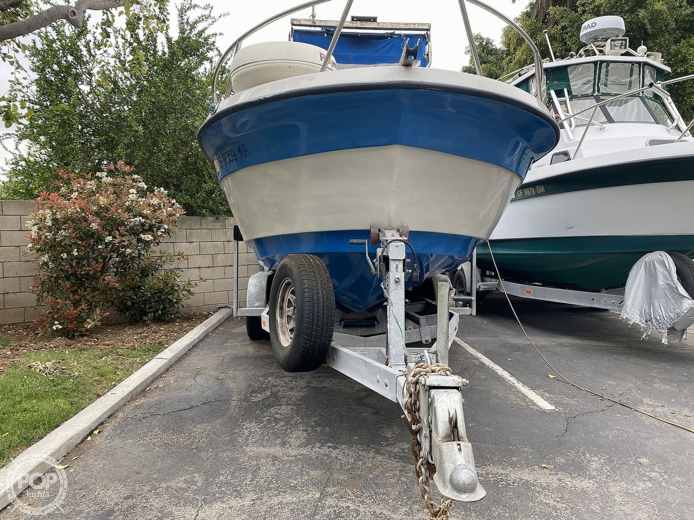 1986 Radon boat for sale, model of the boat is 21 Center Console & Image # 3 of 40