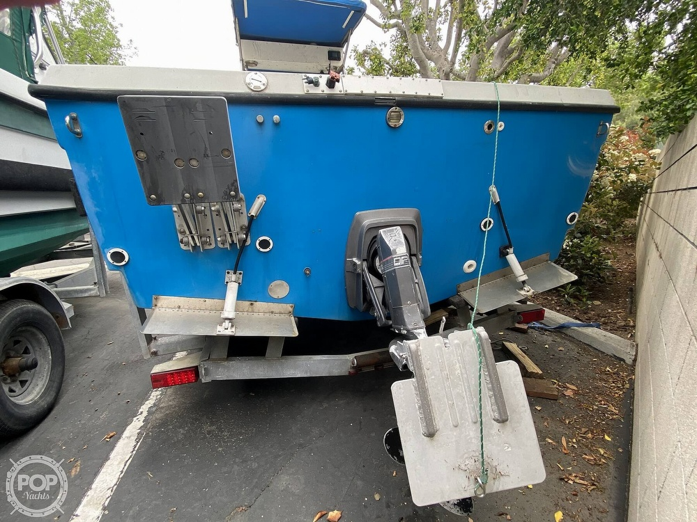 1986 Radon boat for sale, model of the boat is 21 Center Console & Image # 11 of 40