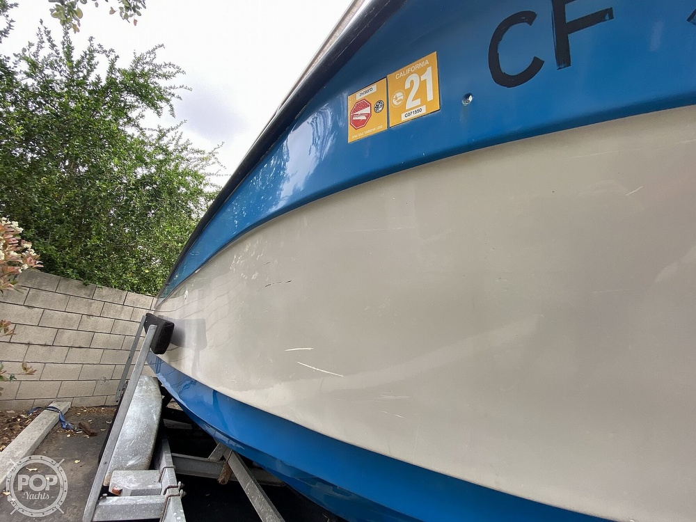 1986 Radon boat for sale, model of the boat is 21 Center Console & Image # 26 of 40