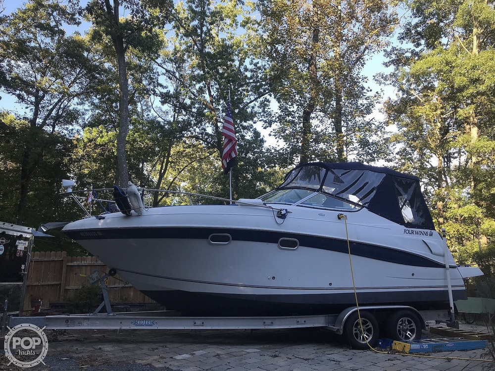 2002 Four Winns boat for sale, model of the boat is 268 Vista & Image # 4 of 40