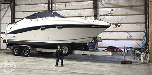 2002 Four Winns boat for sale, model of the boat is 268 Vista & Image # 7 of 40