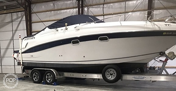 2002 Four Winns boat for sale, model of the boat is 268 Vista & Image # 8 of 40