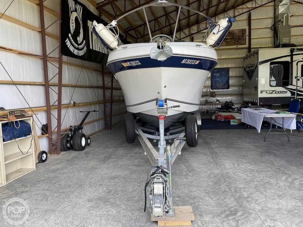 2002 Four Winns boat for sale, model of the boat is 268 Vista & Image # 14 of 40