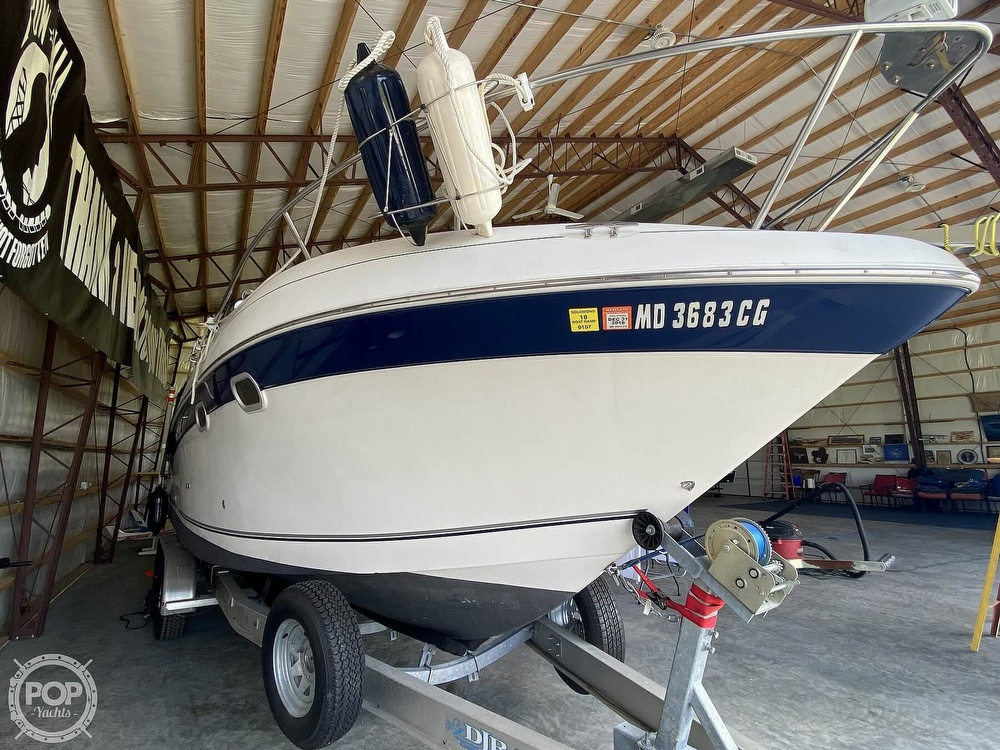 2002 Four Winns boat for sale, model of the boat is 268 Vista & Image # 23 of 40