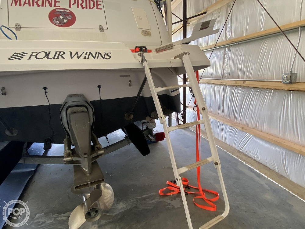2002 Four Winns boat for sale, model of the boat is 268 Vista & Image # 30 of 40