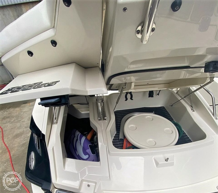 2013 Monterey boat for sale, model of the boat is 288 Super Sport BW & Image # 13 of 38