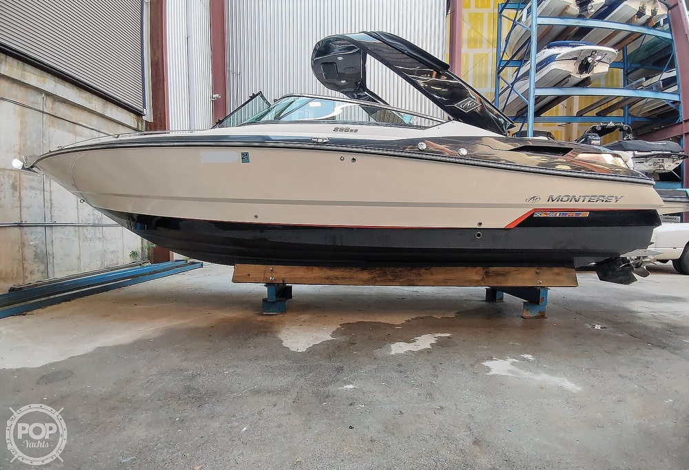 2013 Monterey boat for sale, model of the boat is 288 Super Sport BW & Image # 8 of 38