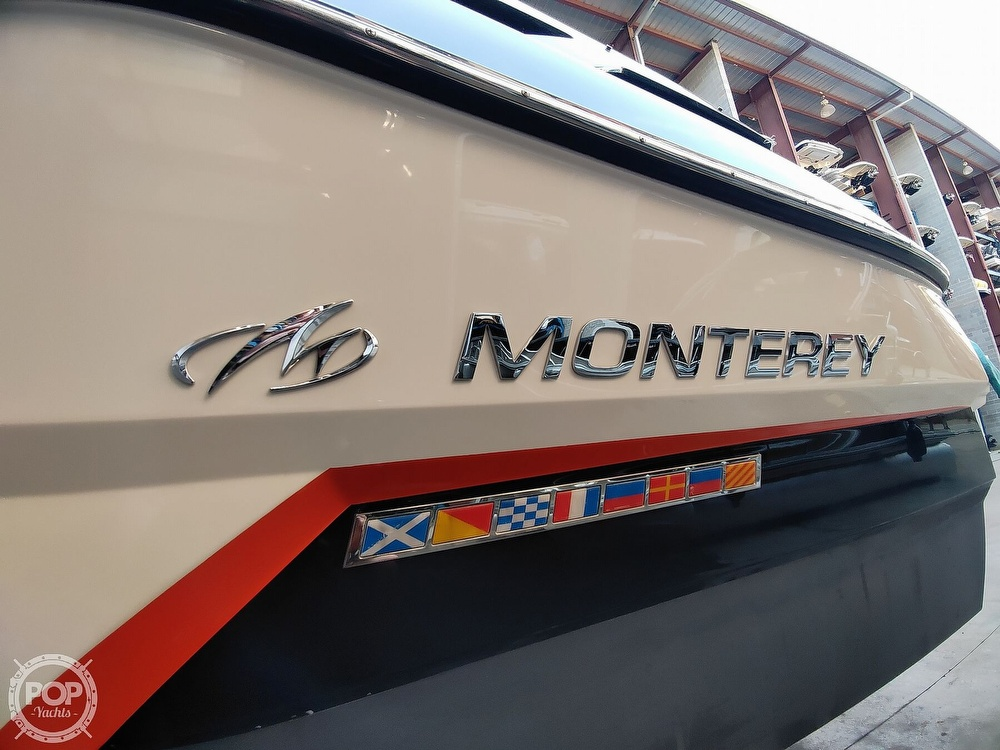 2013 Monterey boat for sale, model of the boat is 288 Super Sport BW & Image # 2 of 38