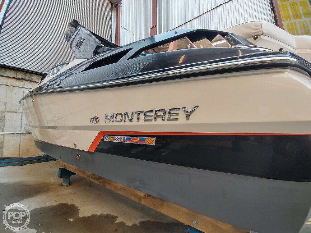 2013 Monterey boat for sale, model of the boat is 288 Super Sport BW & Image # 26 of 38