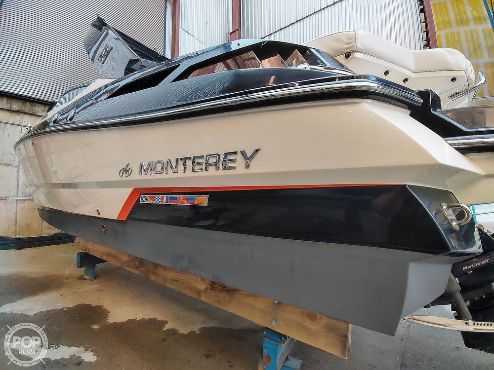 2013 Monterey boat for sale, model of the boat is 288 Super Sport BW & Image # 27 of 38