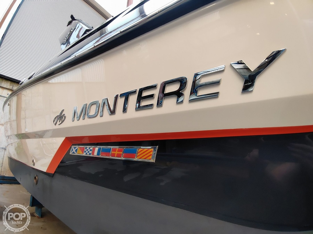 2013 Monterey boat for sale, model of the boat is 288 Super Sport BW & Image # 28 of 38