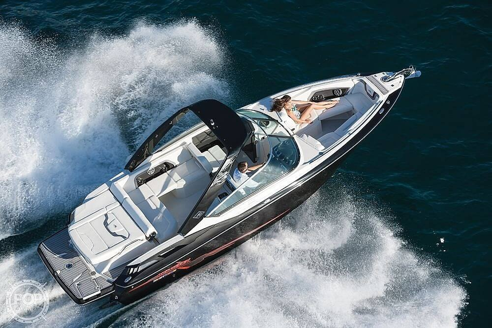 2013 Monterey boat for sale, model of the boat is 288 Super Sport Bowrider & Image # 17 of 40