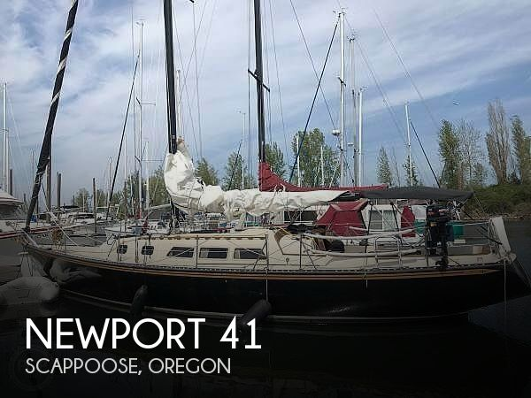 Used Newport Boats For Sale by owner   1983 Newport 41