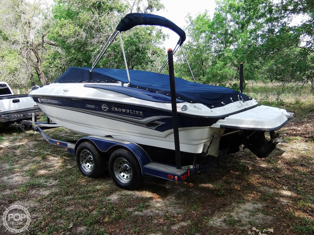 2004 Crownline boat for sale, model of the boat is 206 ls & Image # 6 of 40