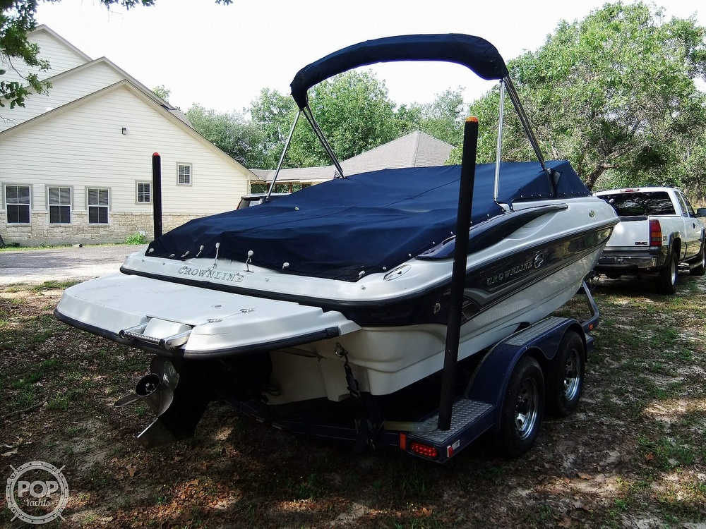 2004 Crownline boat for sale, model of the boat is 206 ls & Image # 2 of 40
