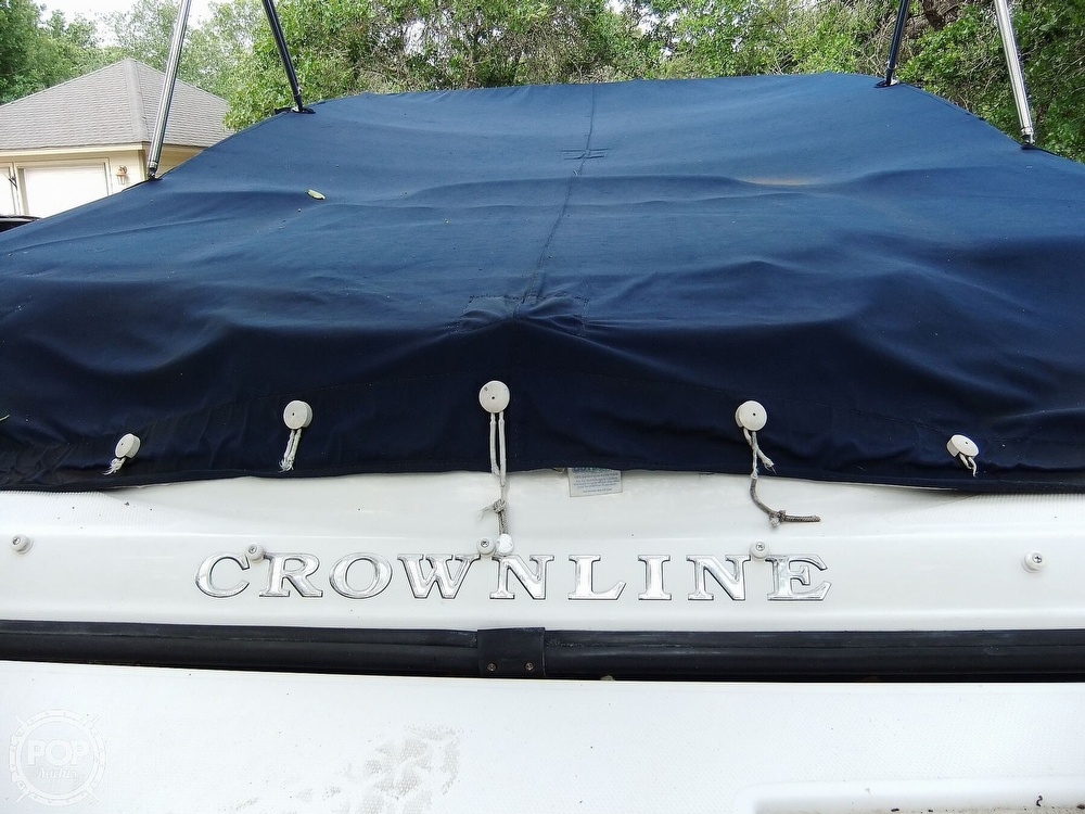 2004 Crownline boat for sale, model of the boat is 206 ls & Image # 15 of 40