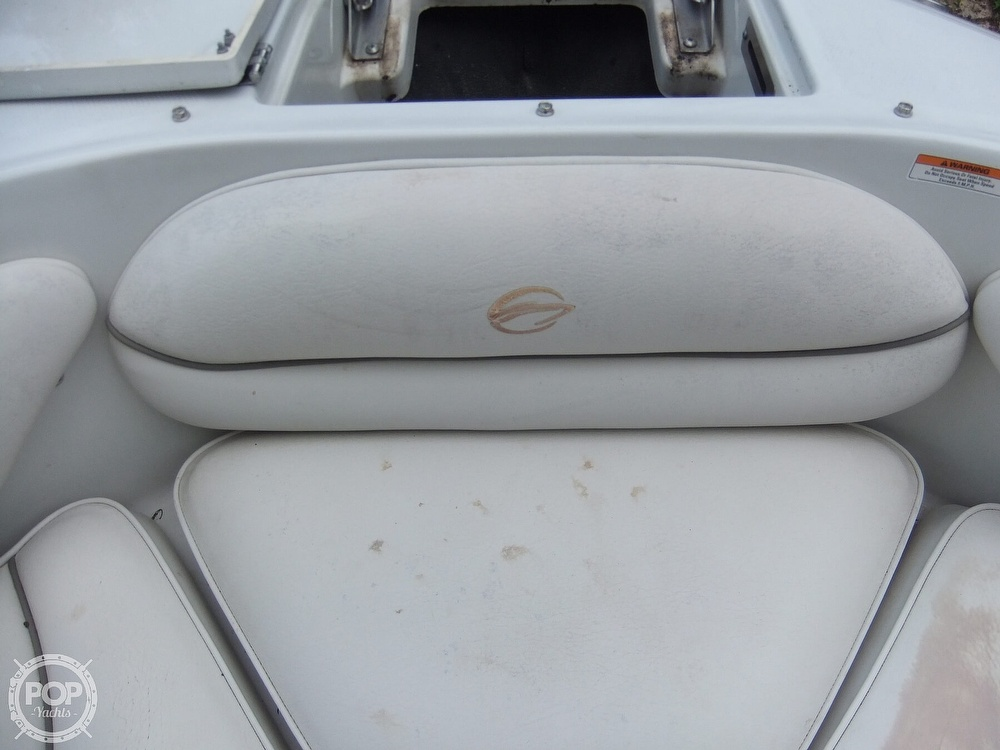 2004 Crownline boat for sale, model of the boat is 206 ls & Image # 22 of 40