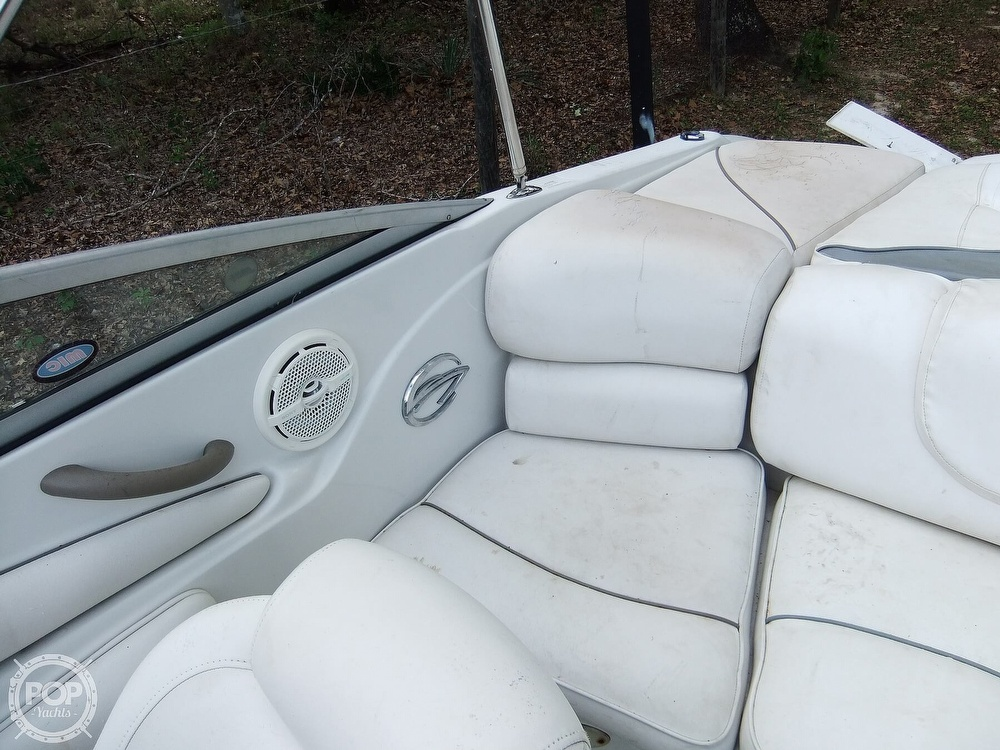 2004 Crownline boat for sale, model of the boat is 206 ls & Image # 31 of 40