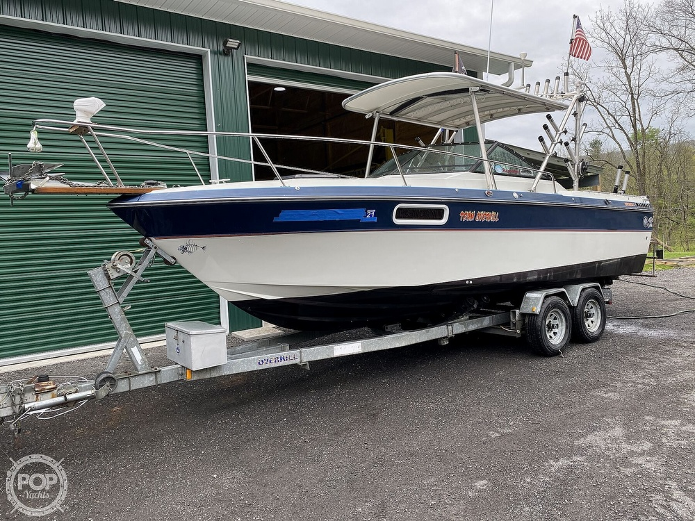 1987 Regal boat for sale, model of the boat is Royal 250XL & Image # 2 of 40
