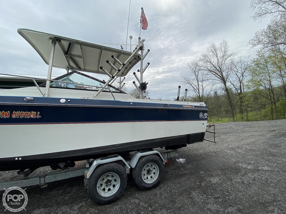 1987 Regal boat for sale, model of the boat is Royal 250XL & Image # 6 of 40