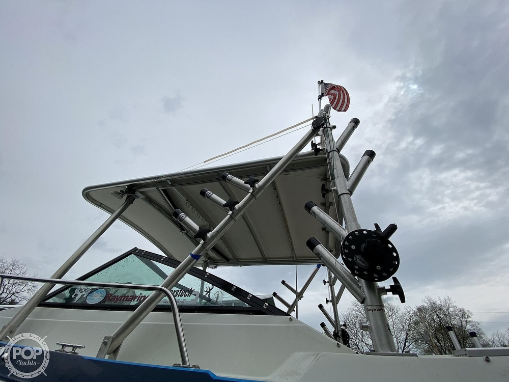 1987 Regal boat for sale, model of the boat is Royal 250XL & Image # 11 of 40