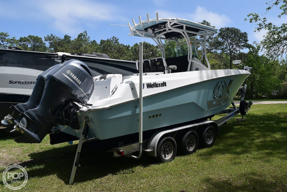 2019 Wellcraft 262 Fisherman - image 17