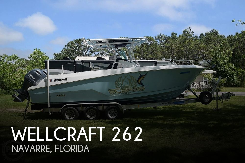Used Wellcraft Boats For Sale by owner | 2019 Wellcraft 262 Fisherman