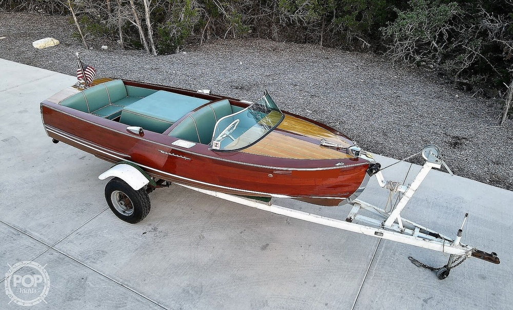 1955 Century boat for sale, model of the boat is RESORTER 16 & Image # 2 of 22