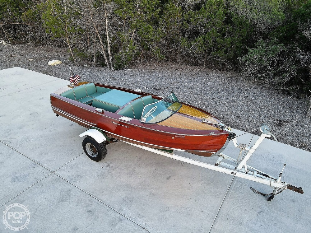 1955 Century boat for sale, model of the boat is RESORTER 16 & Image # 3 of 22
