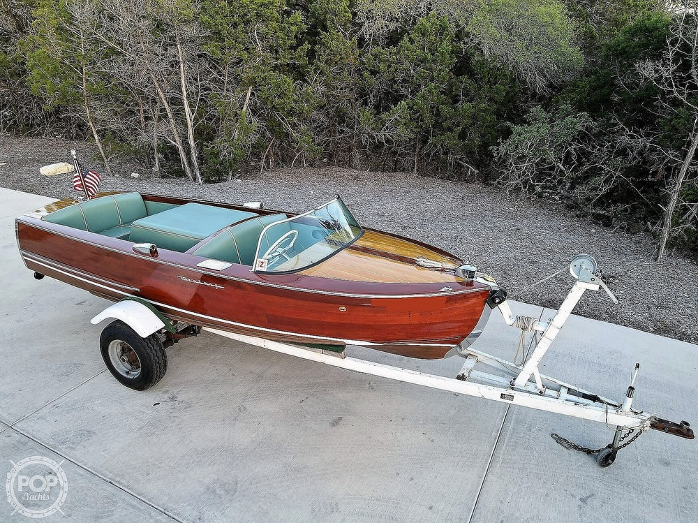 1955 Century boat for sale, model of the boat is RESORTER 16 & Image # 4 of 22