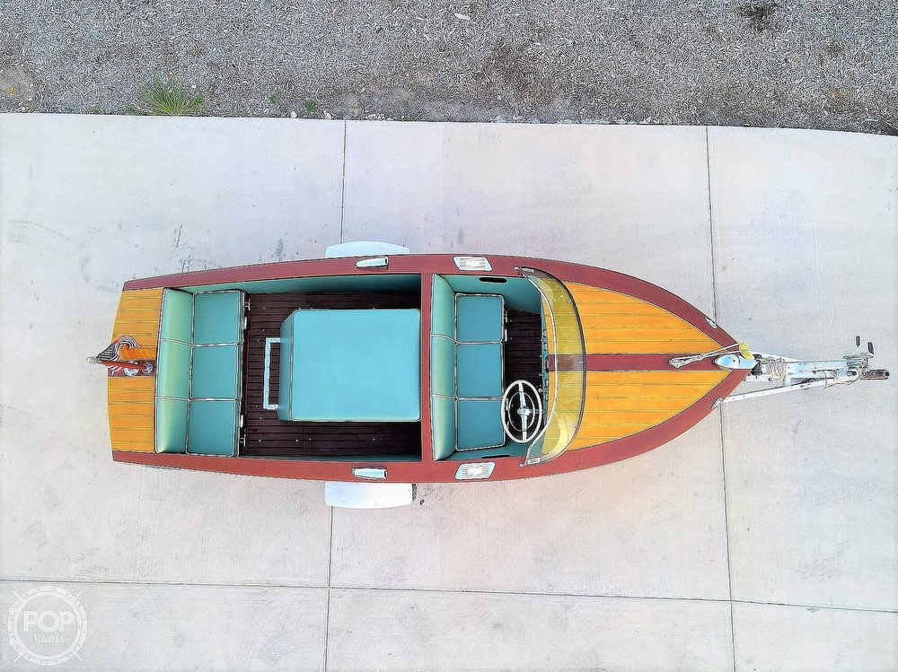 1955 Century boat for sale, model of the boat is RESORTER 16 & Image # 5 of 22