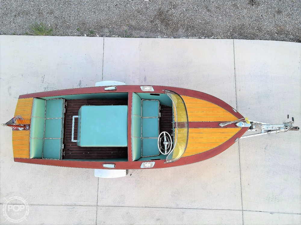 1955 Century boat for sale, model of the boat is RESORTER 16 & Image # 6 of 22