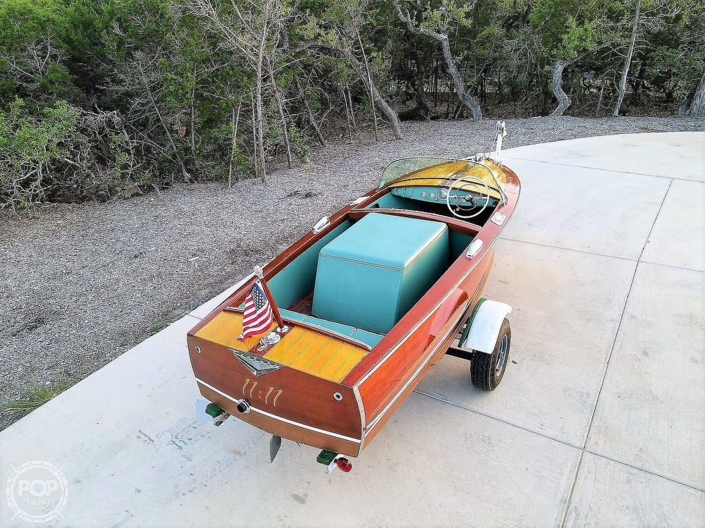 1955 Century boat for sale, model of the boat is RESORTER 16 & Image # 7 of 22