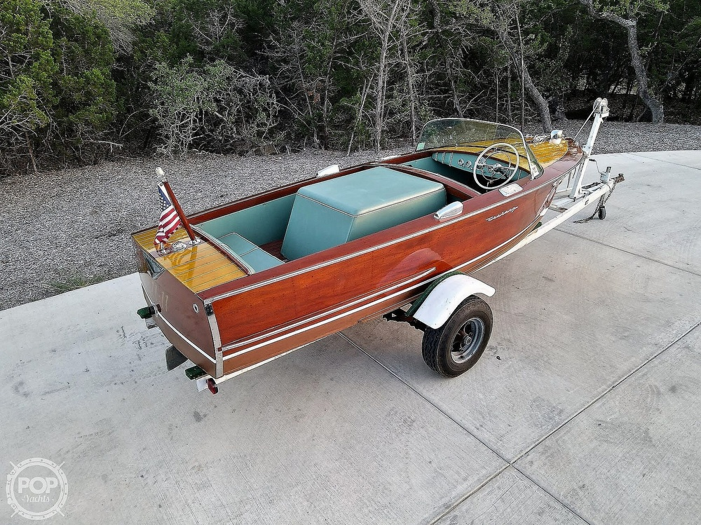1955 Century boat for sale, model of the boat is RESORTER 16 & Image # 8 of 22