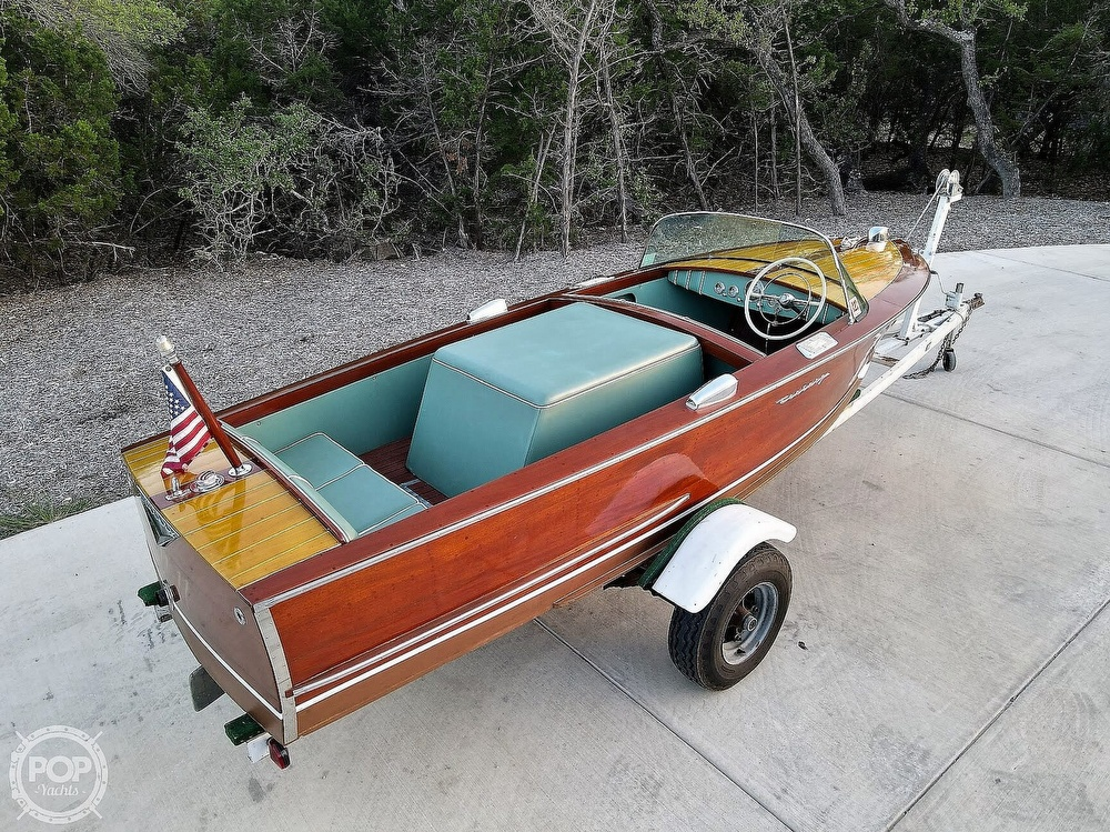 1955 Century boat for sale, model of the boat is RESORTER 16 & Image # 9 of 22