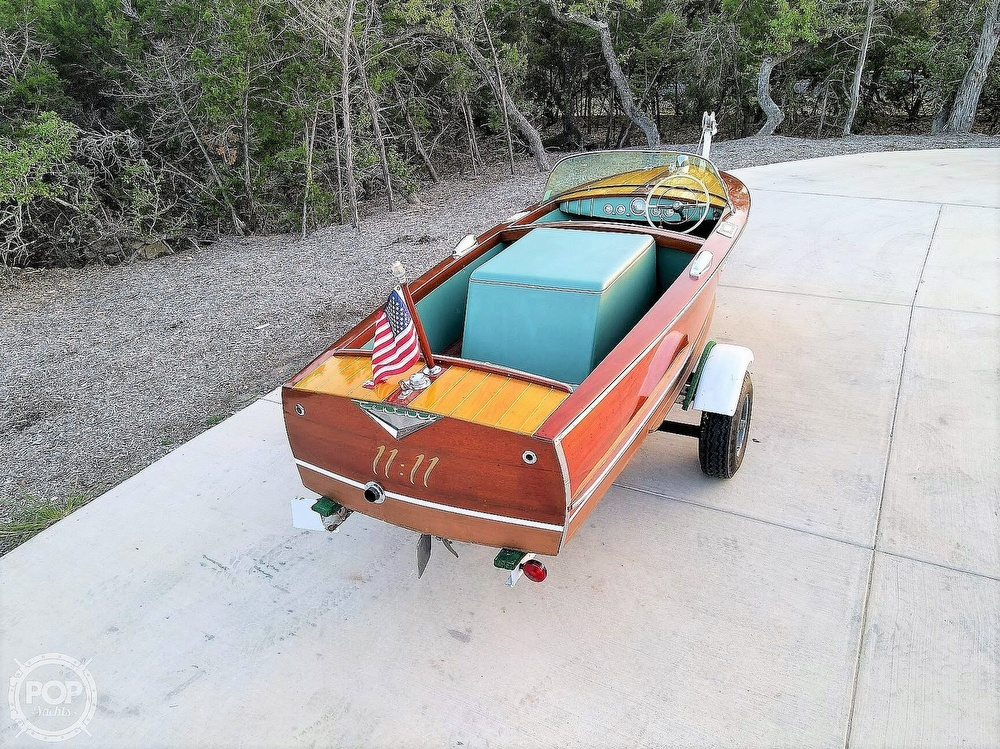 1955 Century boat for sale, model of the boat is RESORTER 16 & Image # 10 of 22
