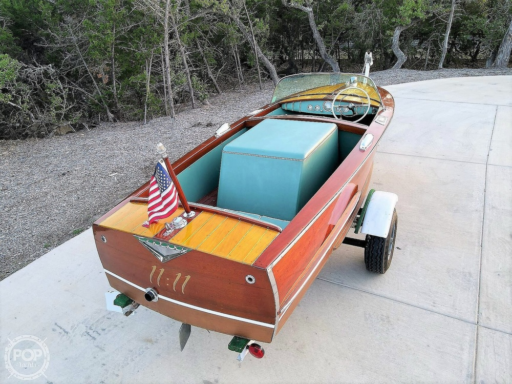 1955 Century boat for sale, model of the boat is RESORTER 16 & Image # 11 of 22