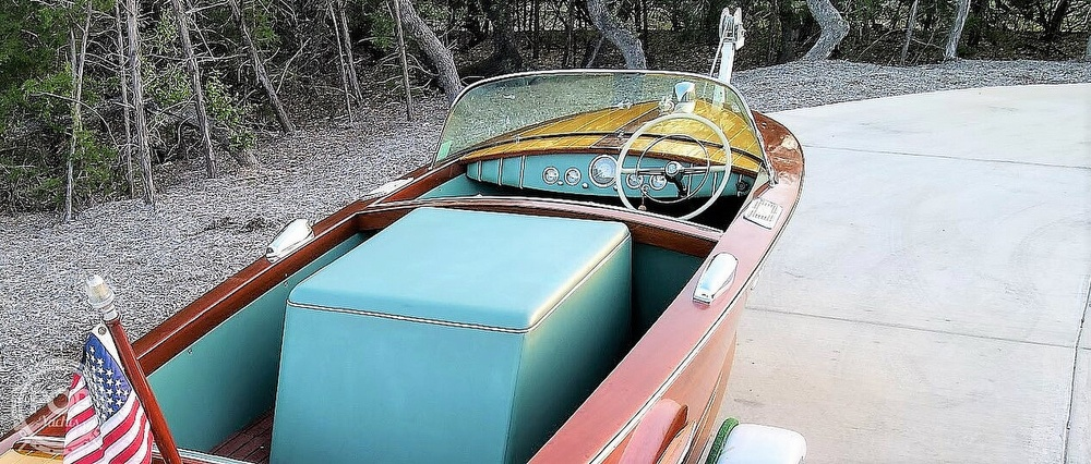 1955 Century boat for sale, model of the boat is RESORTER 16 & Image # 12 of 22