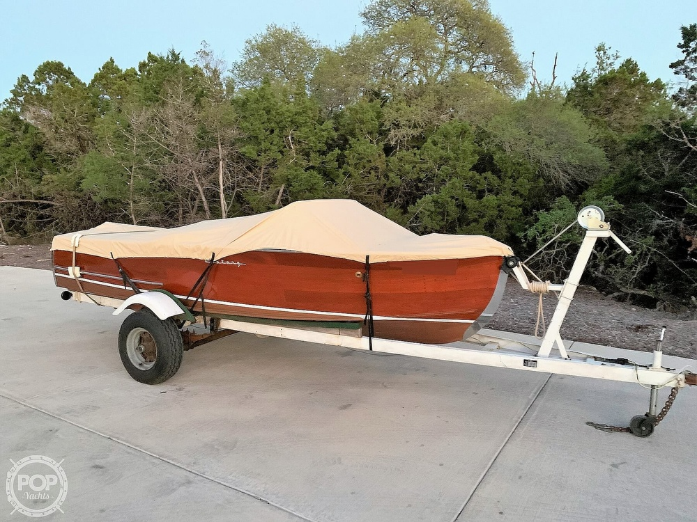 1955 Century boat for sale, model of the boat is RESORTER 16 & Image # 13 of 22